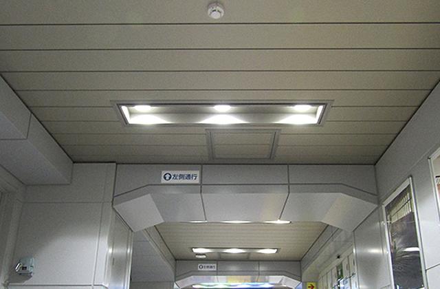 流水システム天井
