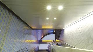 京阪中之島線なにわ橋駅